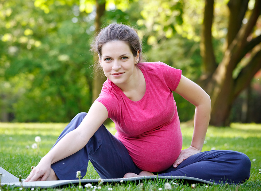 Pre-Natal Exercise